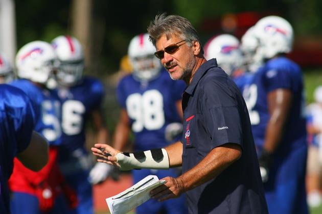 Bills Defense Will 'Live and Die' with the Front Four, and Other AFC East News