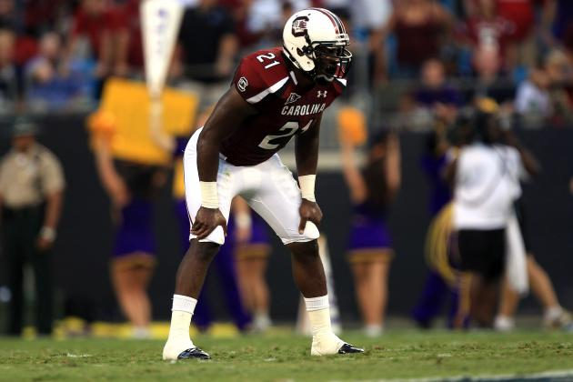 Marcus Lattimore: Breaking Down How South Carolina Will Overcome Loss of Star RB