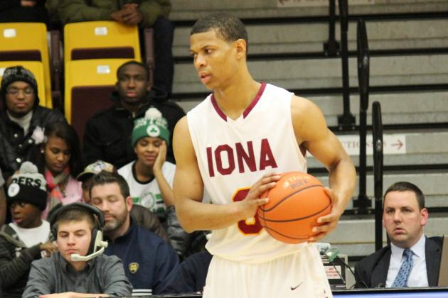 Iona Grad Scott Machado Makes Roster of NBA's Houston Rockets