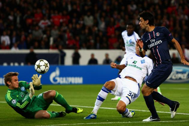 Saint-Etienne Visits PSG in Weekend's Top Ligue 1 Matchup