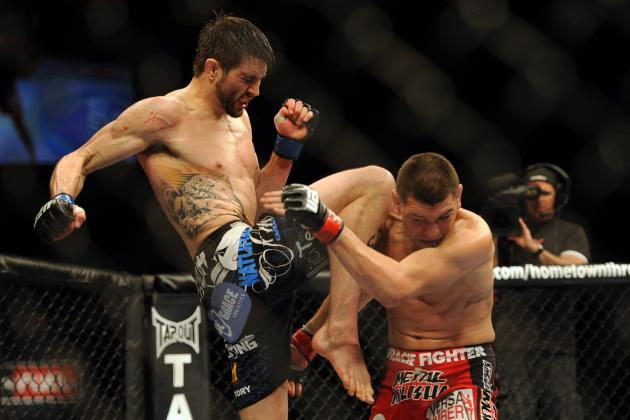 Perpetual Contender Carlos Condit Shows It's Time to Do Away with Interim Titles