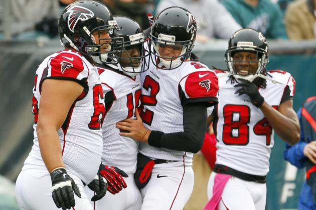 Cowboys vs. Falcons: Sketching out a Game Plan for Atlanta