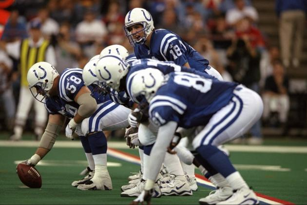 Are Luck's Colts Worse Than Manning's '98 Team and Other AFC South Must-Reads