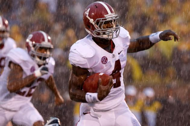 How Todd Gurley and T.J. Yeldon Have Been Able to Succeed in SEC as Freshman RBs