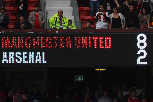 Manchester United vs. Arsenal: Another Festival of Goals in Store