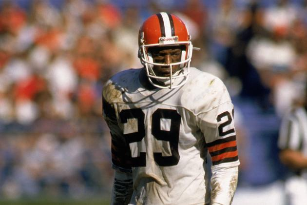 Cleveland Browns Great Hanford Dixon Recalls Bounty System