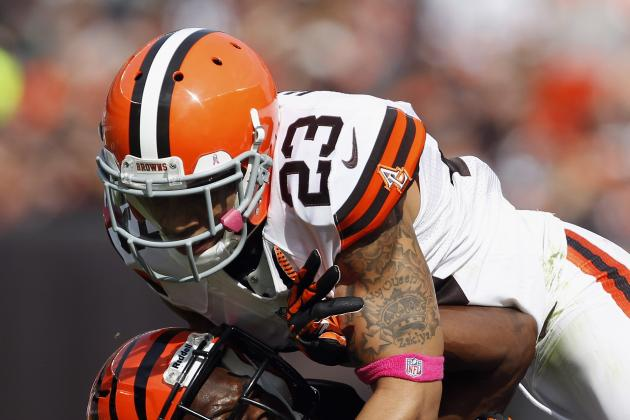 Cornerback Haden Believes He Can Make Difference in Rematch vs. Ravens