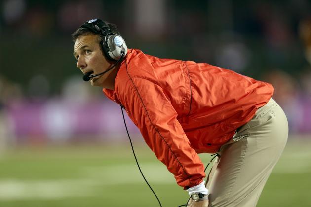 Offensive Line Coach Ed Warinner Screams Success