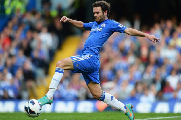 Juan Mata Injury: Updates on Chelsea Star's Hamstring