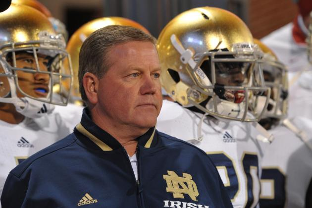 BCS Officials Like Notre Dame, Even with Losses