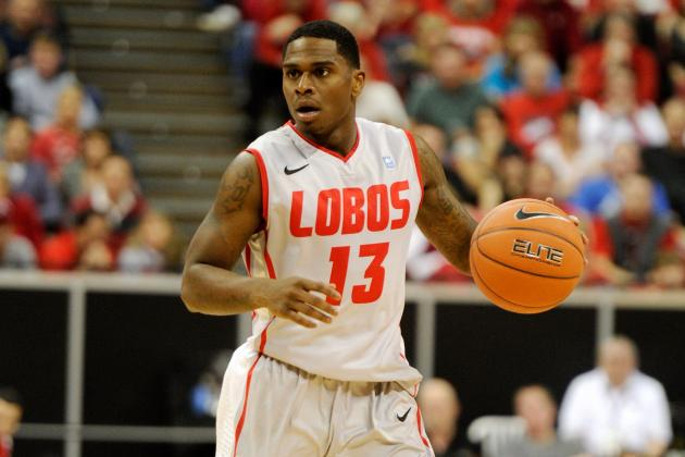 New Mexico Guard Jamal Fenton's Extra Benefit: Birthday Party Discount
