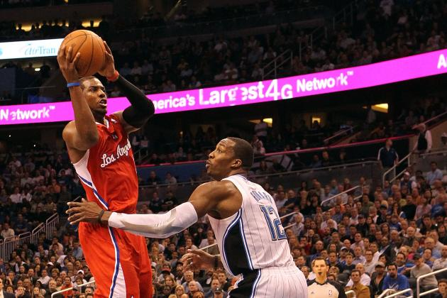 What Stopped Dwight Howard and Chris Paul from Playing Together?