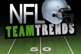 NFL November Team Trends