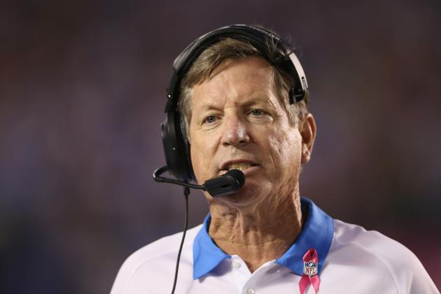 Chargers Players Stand Up for Norv Turner After Win