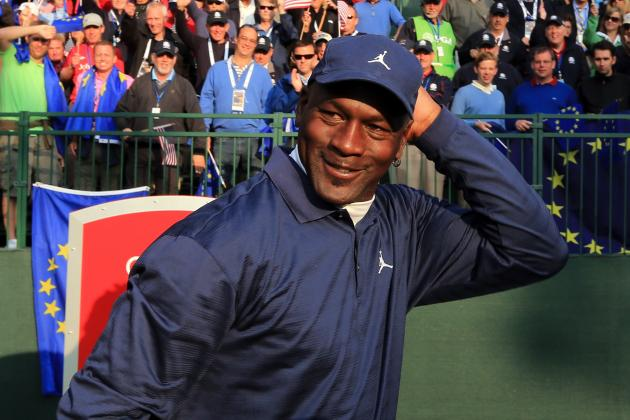 Michael Jordan Offers Advice to Carolina Panther Cam Newton