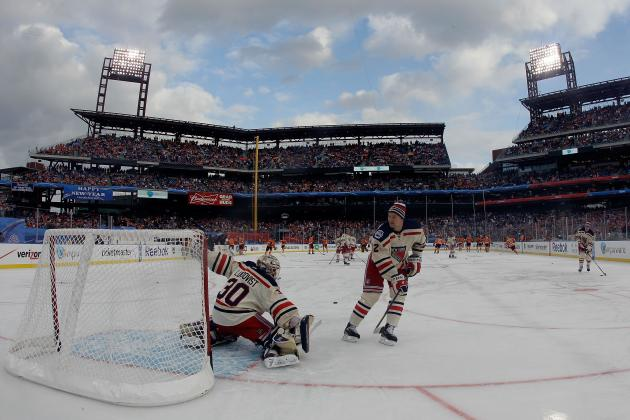 NHL's Winter Classic Expected to Be Canceled Friday