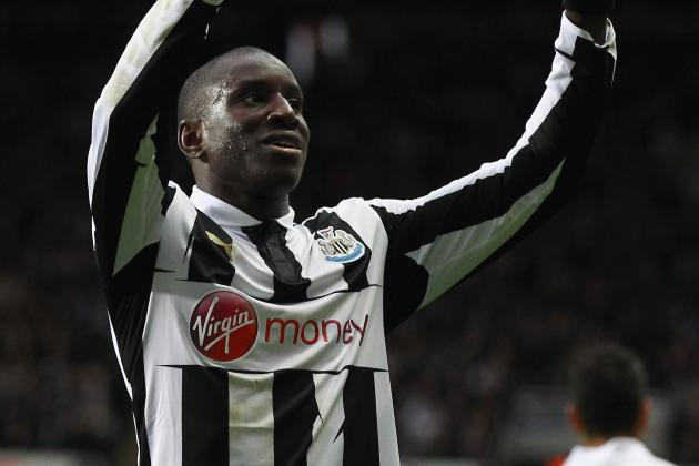 Demba Ba Has 'Good Chance' of Playing in Liverpool Clash