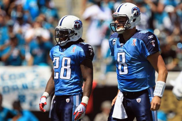 Debate: Who Has to Have a Better Game vs. Bears, Hasselbeck or CJ2K?