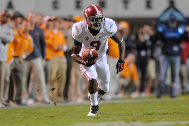 Nick Saban Says Alabama's Amari Cooper Is 'ready to Go'