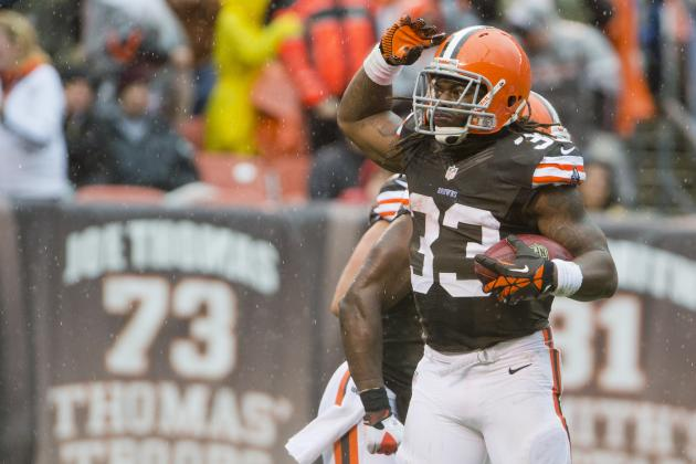 Midseason Wars: Return of the Cleveland Browns