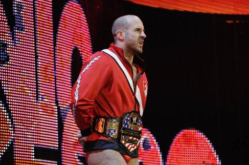 Survivor Series 2012: A Great Opportunity for Antonio Cesaro and His U.S Title.
