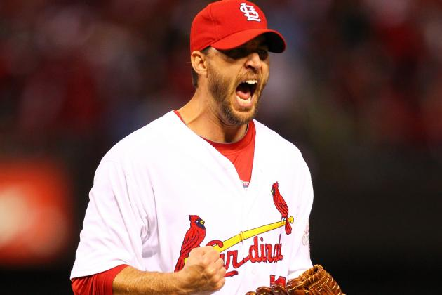 Cardinals Need to Lock Up Wainwright Soon