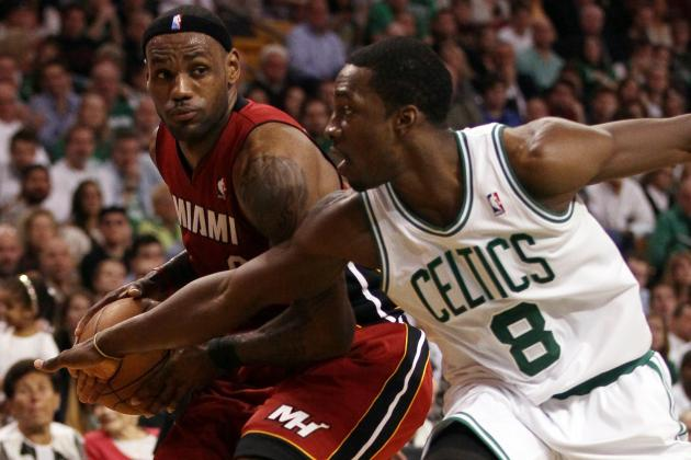 Danny Ainge Hints That Jeff Green Does Not Match Up Well with Miami Heat