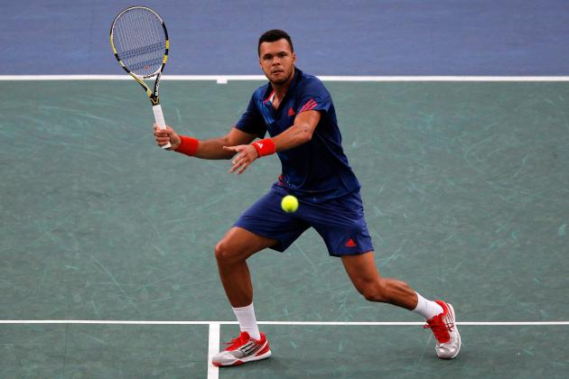 Tsonga and Tipsarevic Secure Spots for ATP Finals