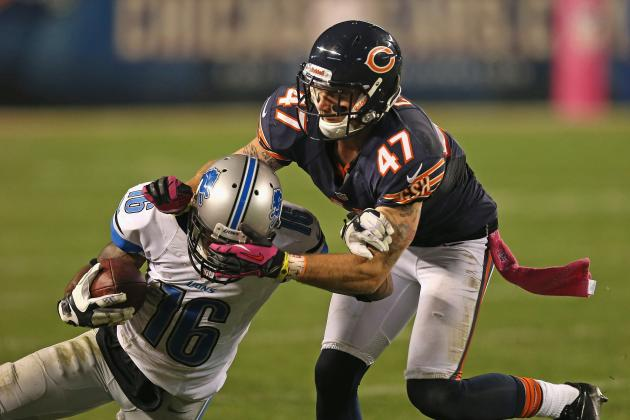 Chicago Bears News: Bears Safety Chris Conte Fined by NFL