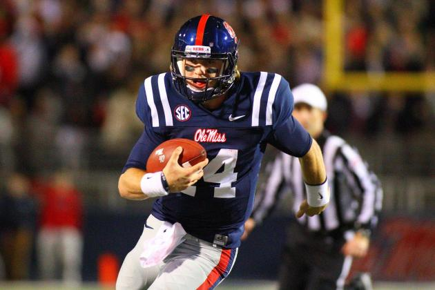 Ole Miss vs. Georgia: The Rebels Will Move the Ball on Georgia's Defense