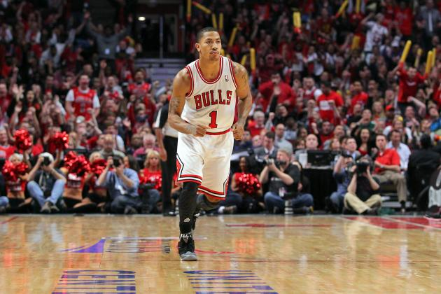 How Sidelined Derrick Rose Is Still Making the Chicago Bulls Contenders