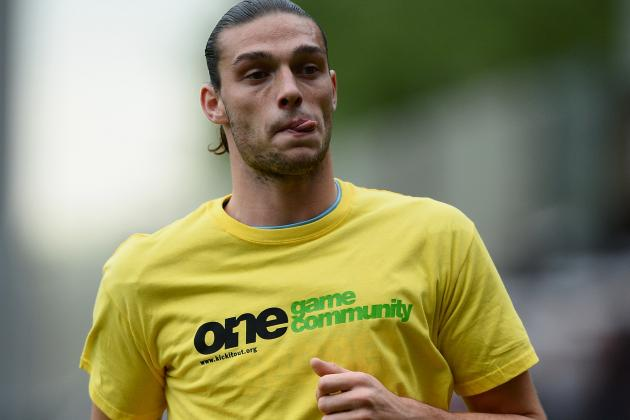Keep Faith in Andy Carroll, Urges Sam Allardyce