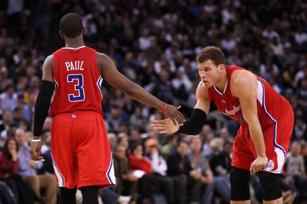 What Blake Griffin Can Do for Chris Paul