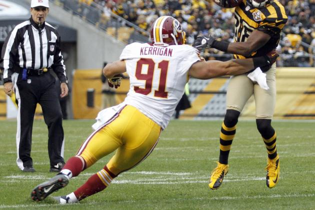 Kerrigan Seeks to Produce Sacks on a Consistent Basis