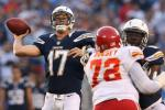 Chargers Hand Chiefs 5th Straight Loss
