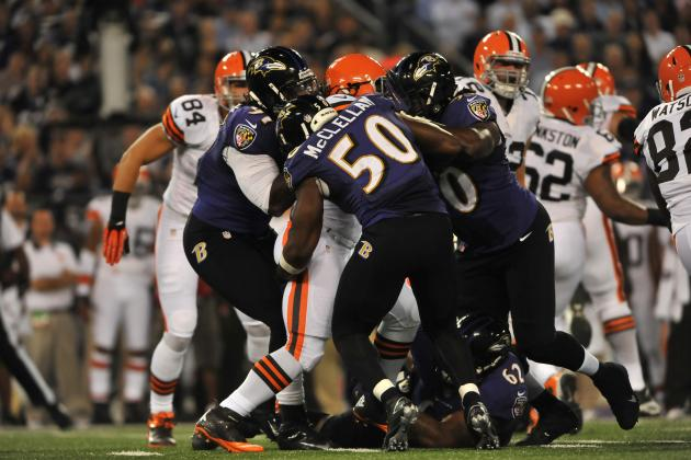 Ravens Surprised by Browns' Dirty Play Claims