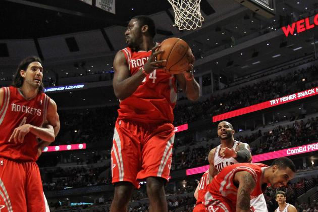Patrick Patterson Returns to Starting Lineup
