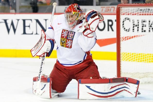 Detroit Red Wings Prospects: Petr Mrazek Called Up to AHL, Possibly Further?