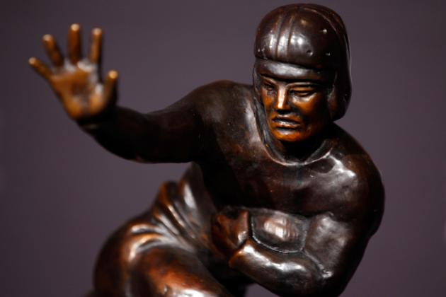 Heisman Watch 2012: Dark Horse Contenders Who Will Shake Things Up