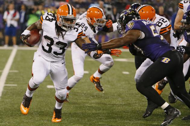 Ravens vs. Browns: Spread Info, Line and Predictions