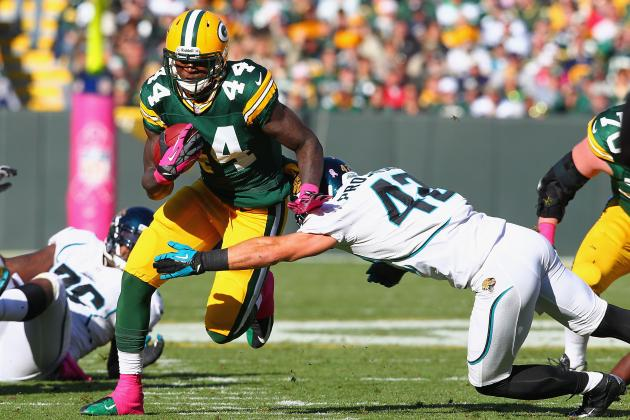 NFL Week 9: Should You Add James Starks to Your Fantasy Football Team?