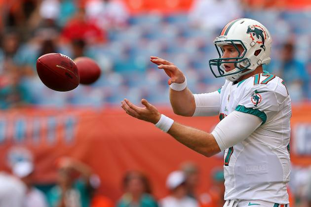 Teammate: Tannehill Is Better Than Luck and RG3, More Like Brady