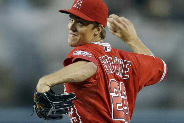 Zack Greinke Rangers Rumors: Would He Be the Final Piece to World Series Title?