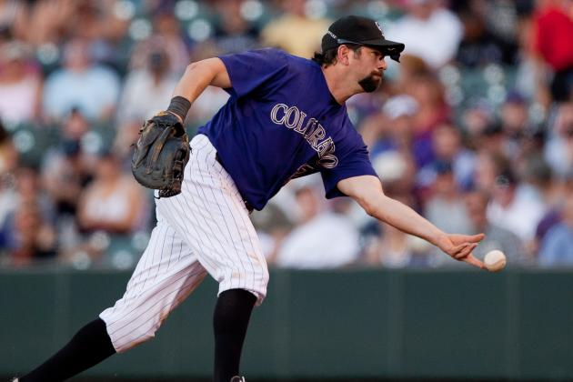 Rockies' Todd Helton Undergoing Arthroscopic Knee Surgery