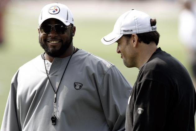 Steelers' Tomlin Nearing Impressive Mark