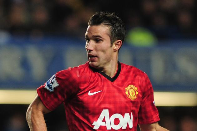 Robin Van Persie Is the Premier League Player to Watch This Weekend