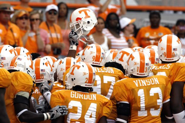Tennessee Vols Trying to Ignore Distractions