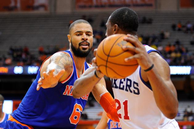 Philadelphia 76ers vs. New York Knicks: Preview, Analysis and Predictions
