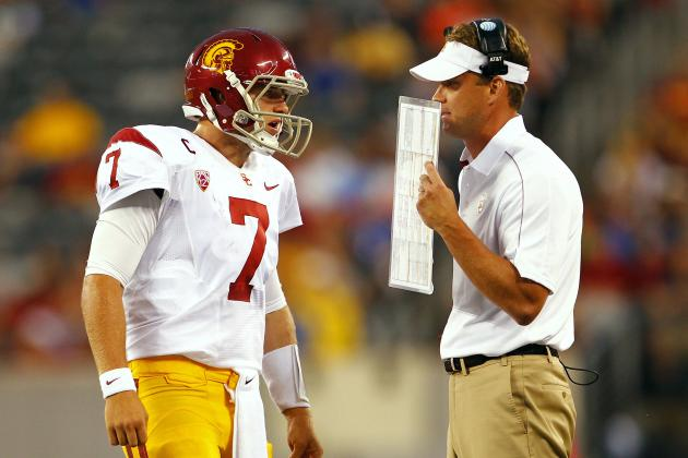 How USC Stays in the Game, Despite NCAA Sanctions