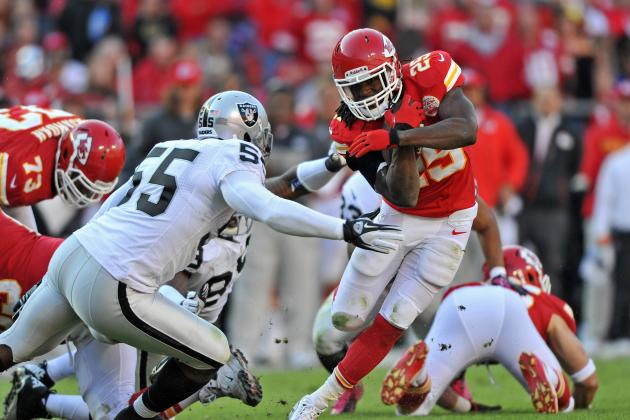 Oakland Raiders' Run Defense Finally on the Upswing